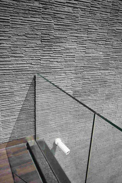 Modne balustrady szklane - przykładowa realizacja