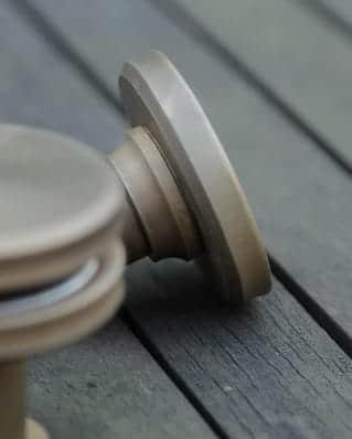 Okucia do szkła hartowanego punktowe