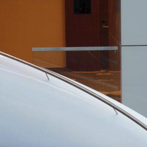 LinealSYSTEM - balustrada szklana i poręcz