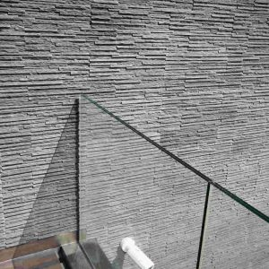 LinealSYSTEM - Mocowanie do szkła, ściany